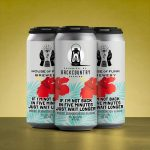 Backcountry Brewing | If I'm Not Back In Five Minutes Just Wait Longer | Mixed Fermentation Saison - Pack of Cans (02)