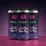 Back Country Brewing   This Is What It Sounds Like When Doves Cry   Blackberry Gose - Pack of Cans