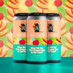 Backcountry Brewing   What Did The Five Fingers Say To The Face?   Tropical Punch Sour - Pack of Cans (1)