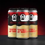 Backcountry Brewing | Sounds A Little Old Fashioned Doesn't It? Pistols At Dawn | Bourbon Barrel Aged Sour - Pack of Cans