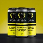 Backcountry Brewing | Strike First, Strike Hard, No Mercy | Pale Ale - Pack of Cans
