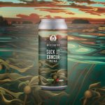 Backcountry Brewing | Suck It Cancer 2021 | Pale Ale - Front of Can on Background 2