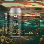Backcountry Brewing | Suck It Cancer 2021 | Pale Ale - Can with Full Label