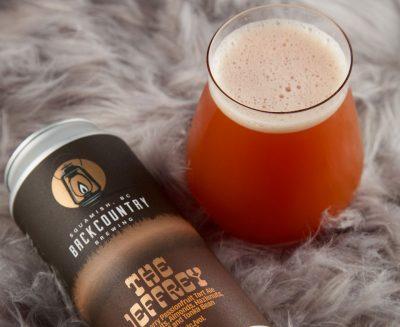 Backcountry Brewing | 2021 Growler Awards Winner Profile | The Jeffery - Can & Glass