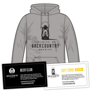 Level 3: $200 with $200 gift card and free Hoodie.